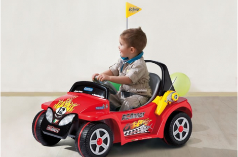 Электромобиль Peg Perego RC Buggy