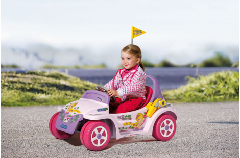 Электромобиль Peg Perego RC Princess
